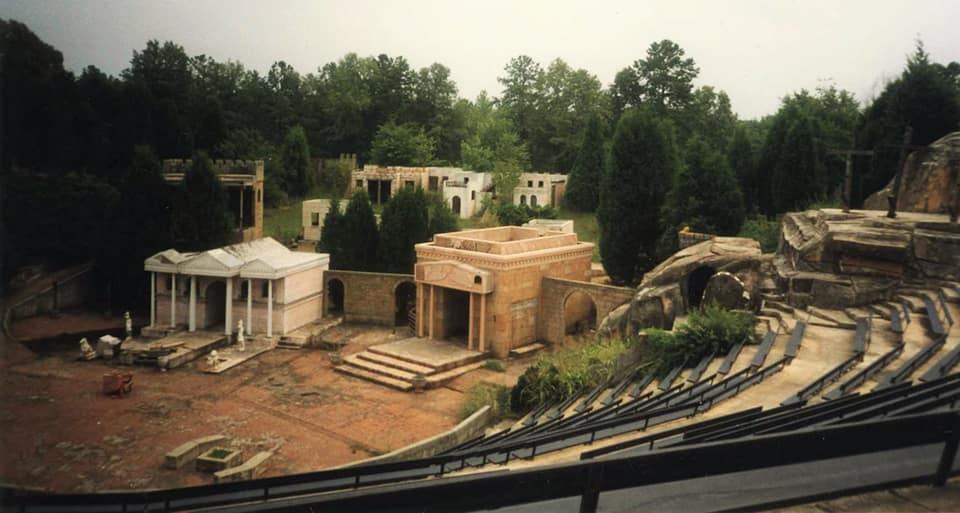 old Heritage amphitheater