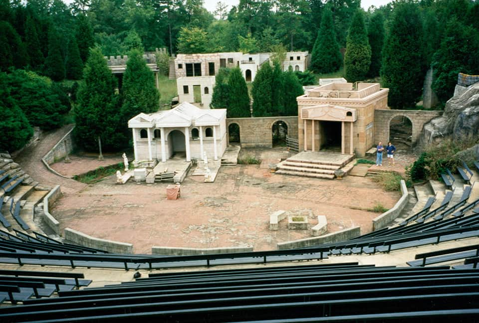 old amphitheater
