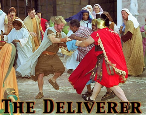 deliverer show image