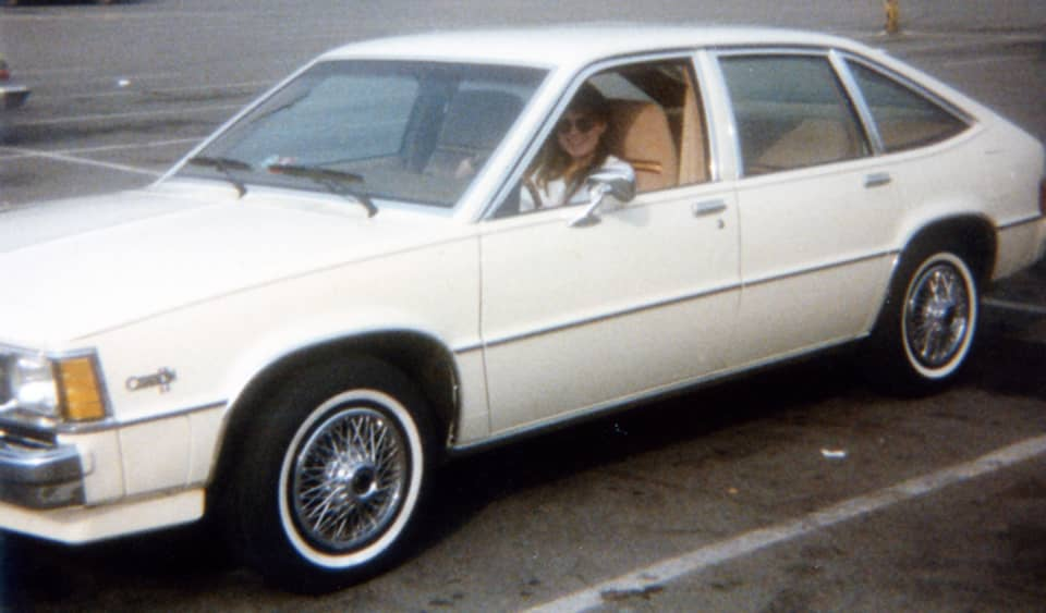 white citation 1980s