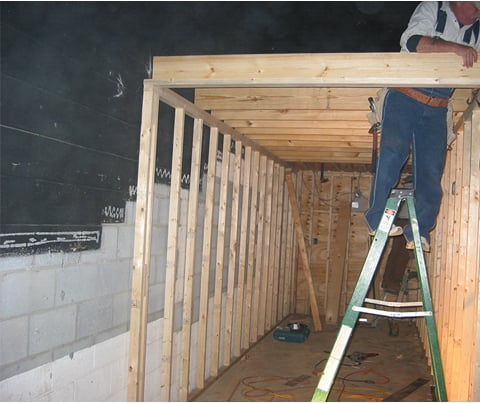 indoor construction