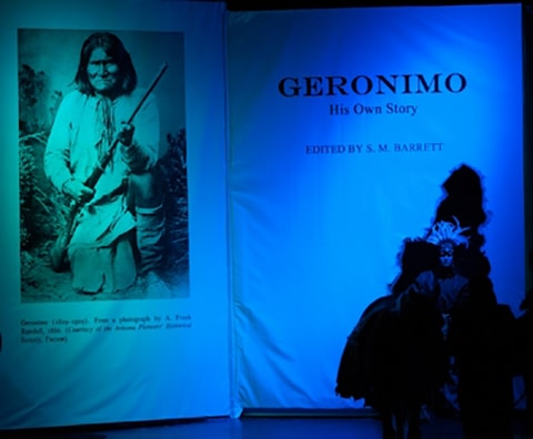 Geronimo book