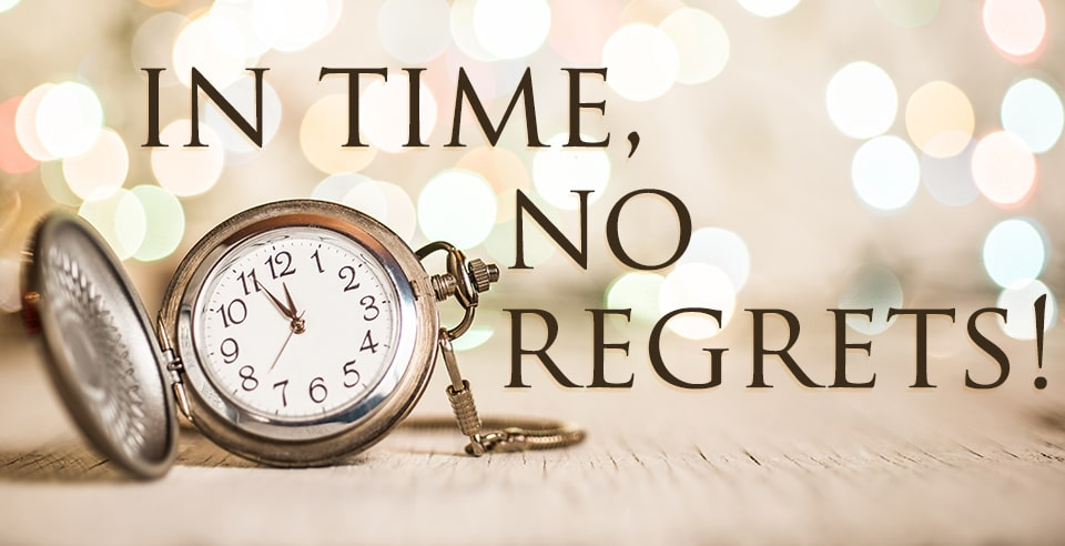 time no regrets