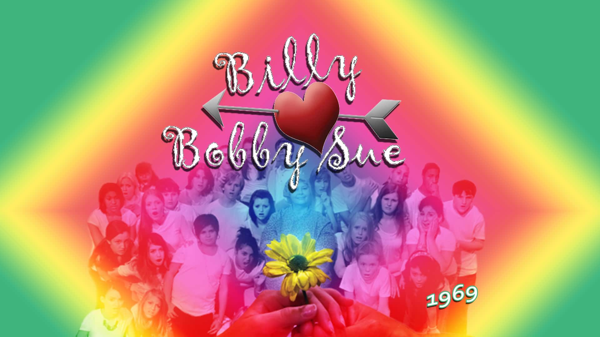 billy loves bobby sue