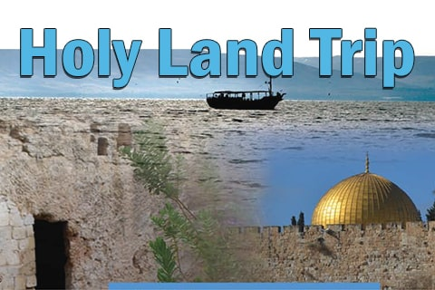 Travel to the Holy Land