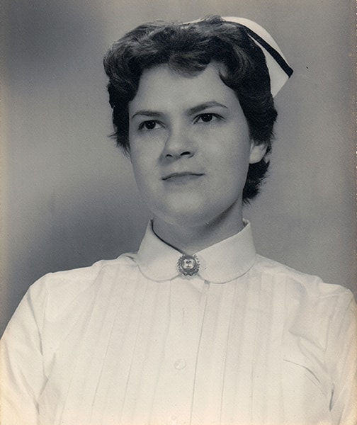 Pat Hammond Nurse