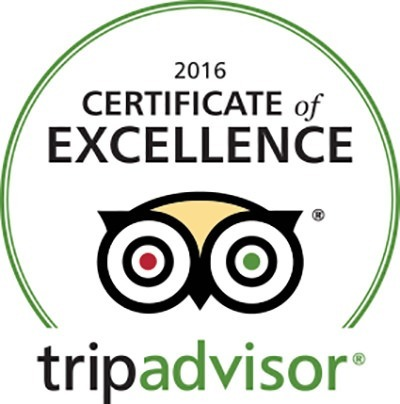 NarroWay Productions Receives 2016 TripAdvisor Certificate of Excellence