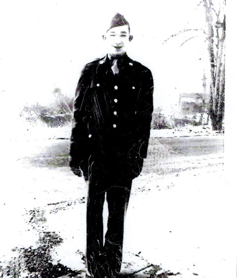 Private James Robert Knight