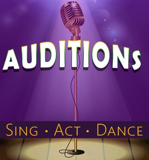 Do you act, sing or dance?